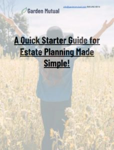 free quick starter guide for estate planning